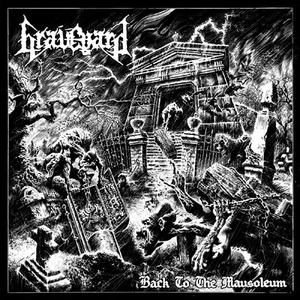 GRAVEYARD - Back to the Mausoleum - MCD