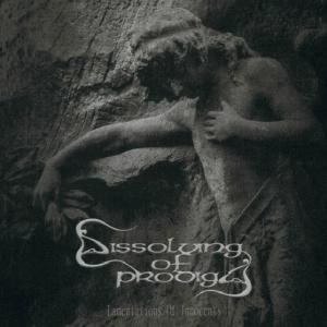 DISSOLVING OF PRODIGY - Lamentations Of Innocents - DIGI-CD