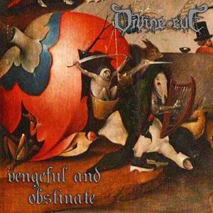 DIVINE EVE - Vengeful & Obstinate - MCD