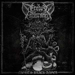 EREBUS ENTHRONED - Night's Black Angel - CD