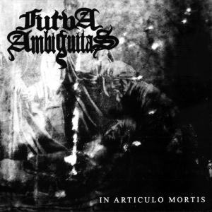 FURVA AMBIGUITAS - In Articulo Mortis - CD