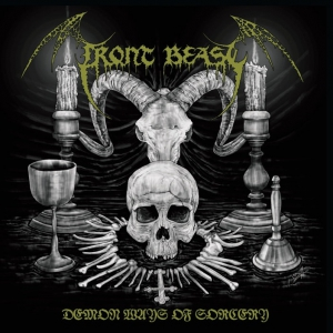 FRONT BEAST - Demon Ways of Sorcery - CD