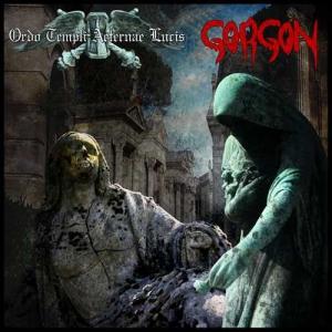 ORDO AETERNAE TEMPLI LUCIS / GORGON - Split - CD