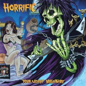 HORRIFIC - Your Worst Nightmare - DIGI-CD