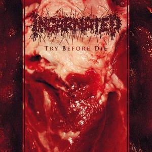 INCARNATED - Try Before Die - CD