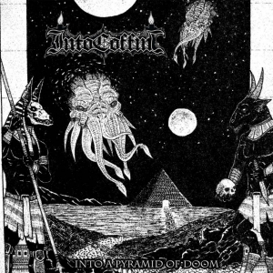 INTO COFFIN - Into a Pyramid of Doom - CD