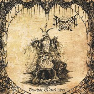 INVOCATION SPELLS - Descendent The Black Throne - CD