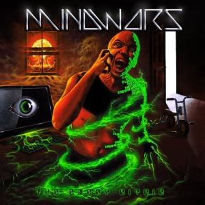 MINDWARS - The Enemy Within - CD