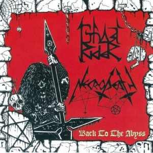NECRODEATH / GHOSTRIDER - Back into the Abyss - CD