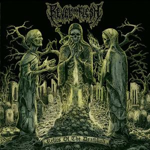 REVEL IN FLESH - Relics of the Deathkult - CD