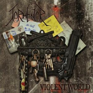 TORMENTOR - Violent World - CD