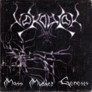 VOKODLOK - Mass Murder Genesis - CD