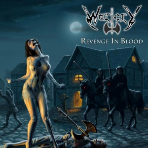 WARCRY - Revenge In Blood - CD