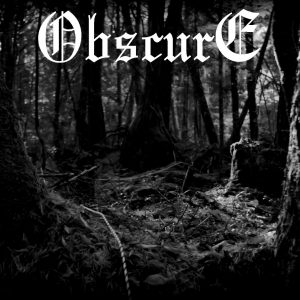 OBSCURE - Obscure - CD