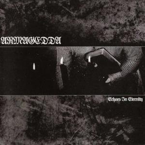 ARMAGEDDA - Echoes in Eetrnity - CD