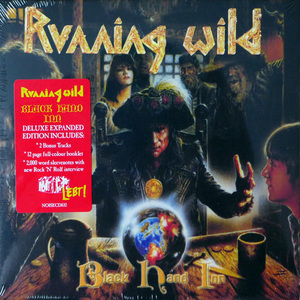 RUNNING WILD - Black Hand Inn - DIGI-CD