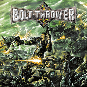 BOLT THROWER - Honour - Valour - Pride - CD