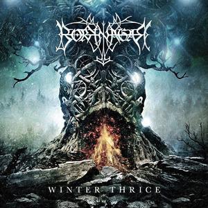 "BORKNAGAR - Winter Thrice - GATEFOLD 2X12""LP"