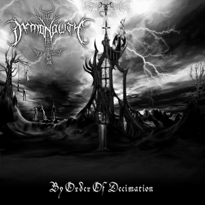 DAEMONOLITH - By Order of Decimation - CD