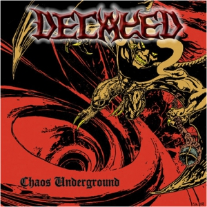DECAYED - Chaos Underground - CD