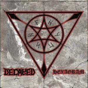 DECAYED - Hexagram - CD