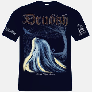 DRUDKH - Eternal Turn of the Wheel - T-SHIRT