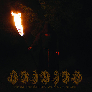 GRIMIRG - From the Barren Womb of Night - DIGI-CD