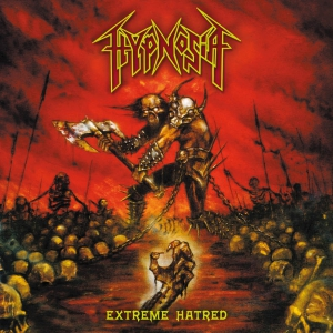 HYPNOSIA - Extreme Hatred - CD