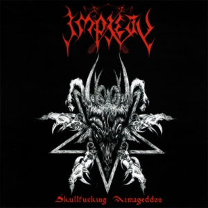 IMPIETY - Skullfucking Armageddon - CD