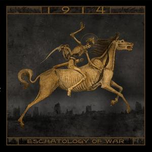 1914 - Eschatology of War - GATEFOLD 2X12''LP (GOLD)