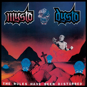 MYSTO DYSTO - The Rules Have Been Disturbed / No AIDS In Hell - CD