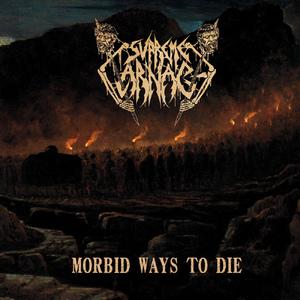 SUPREME CARNAGE - Morbid Ways to Die - CD