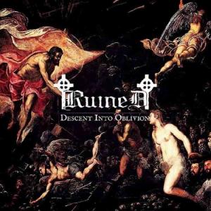 RUINED - Descent Into Oblivion - CD
