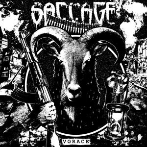 SACCAGE - Vorace - CD