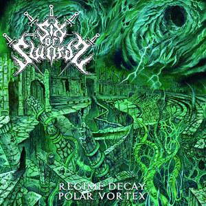 SIX OF SWORDS - Regime Decay / Polar Vortex - CD