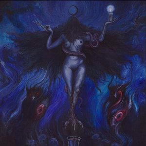TEMPLE BELOW - The Dark Goddess - DIGI-CD