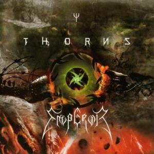 "EMPEROR / THORNS - Thorns vs Emperor - 12""LP"