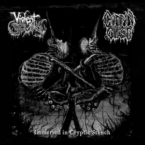 VIOLENT SCUM / COFFIN CURSE - Immersed in Cryptic Stench - CD